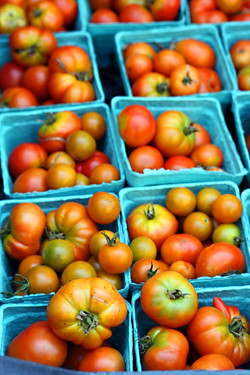 greenmarket tomatoes | by David Lebovitz