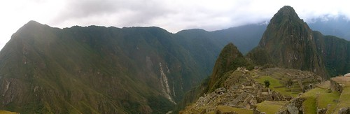 Machu Picchu Pano | by MadeBeforeDawn