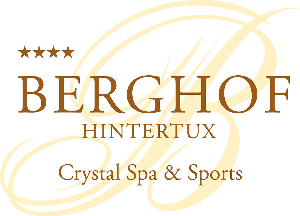 Logo Berghof Hintertux Crystal Spa & Sports | © Katja Haas ...