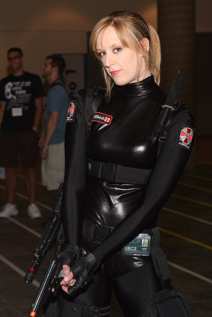 Populares Resident Evil Umbrella Corporation Agent | From the Resident… | Flickr SV59