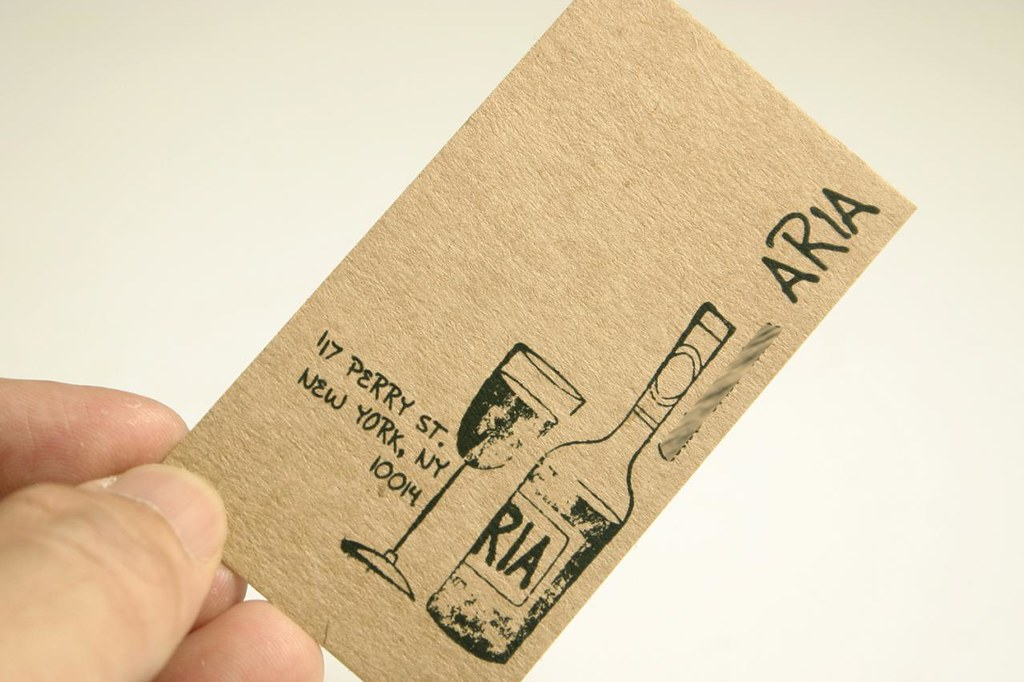 CRAFT business cards | Flickr