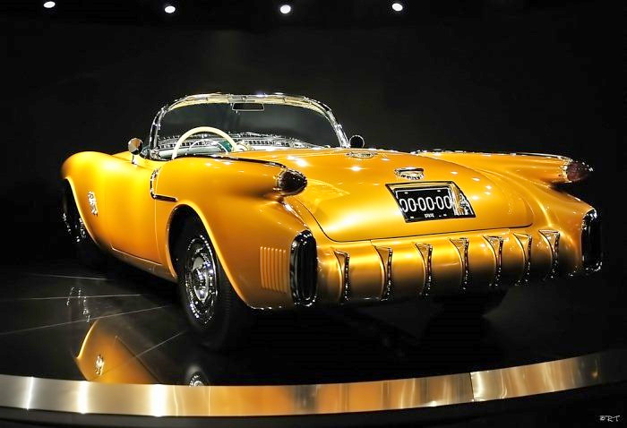 Free Car History Report >> 1954 F88 Oldsmobile Concept Car | 1954 Oldsmobile F-88 ...