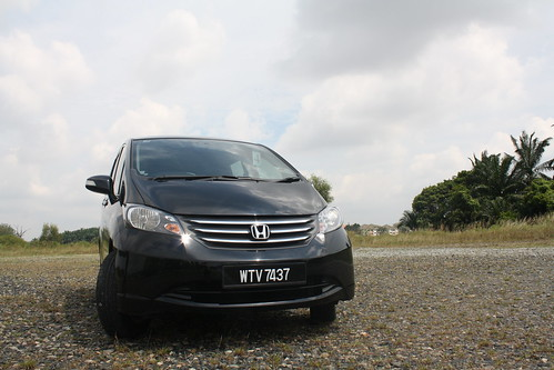 Test Drive Honda Freed Day | by Sham Hardy