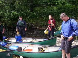Spey canoe descent journey 2-4 August with Full On Adventure | by Full On Adventure