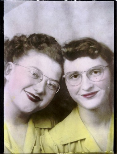 1950s - Painted Ladies - Best Friends Forever | by clotho98