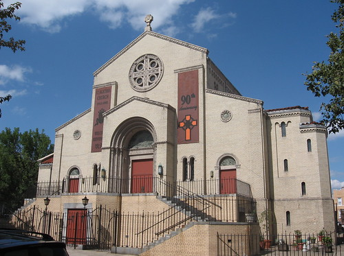 St Agatha's, Sunset Park | St. Agatha's Roman Catholic ...