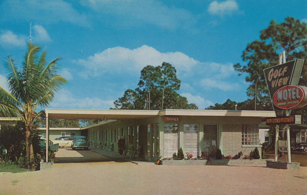 Golf View Motel - Fort Myers, Florida