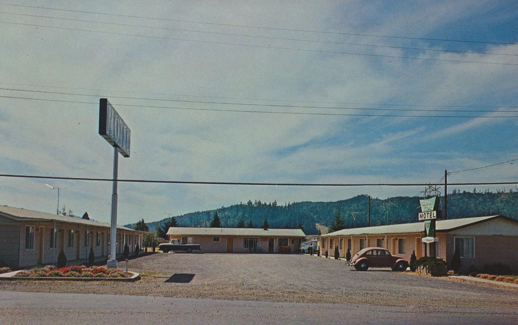 Town & Country Motel - Sutherlin, Oregon
