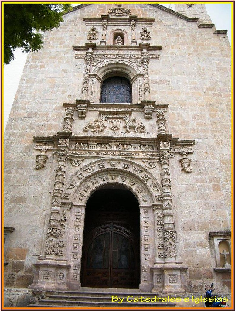 Ex Convento y Parroquia de Santa Maria Magdalena (Cuitzeo