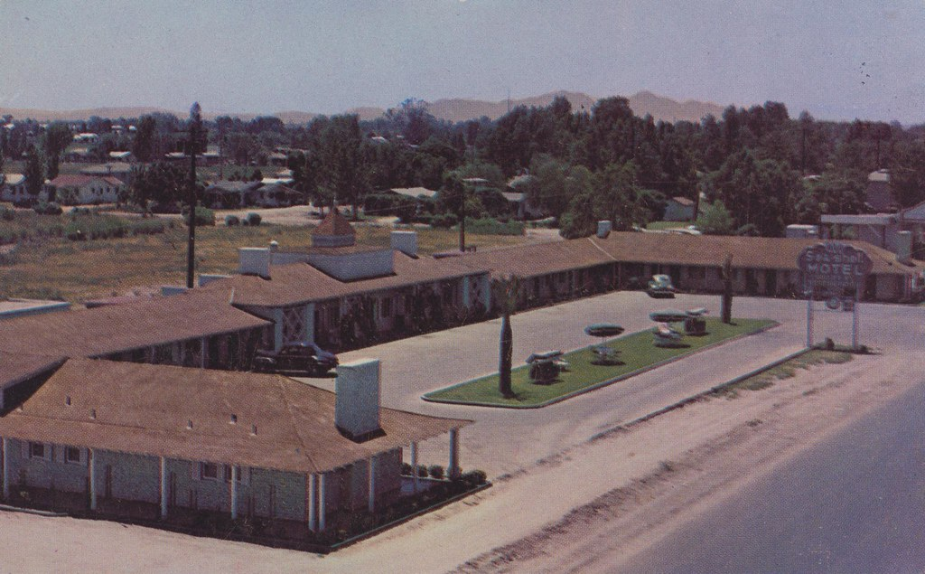 Sea Shell Motel - Blythe, California