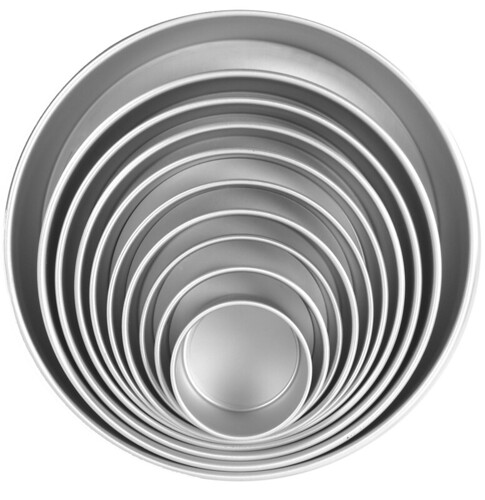 Round Tins Cake Tins Serving Suggestions