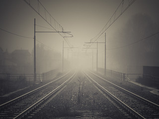 rail to nowhere | by -dubliner-