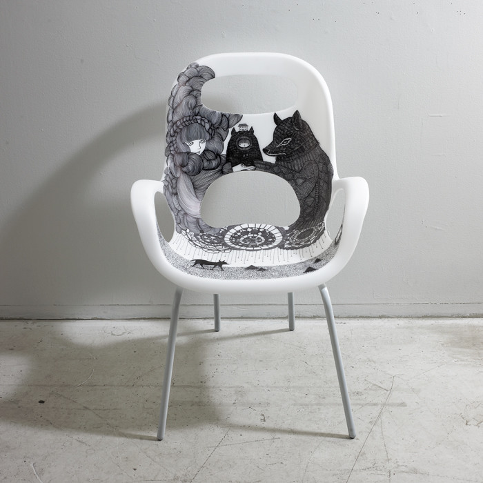 ... Umbra Oh Chair | By Ani Castillo