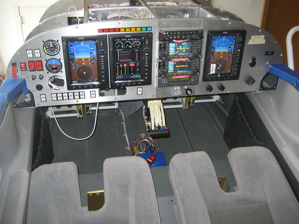 Garmin Equipped Panels G3x Matt B Van S Aircraft Rv 7 G Flickr