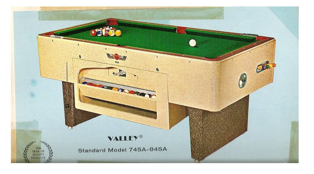 Valley Pool Ss Flickr - Valley pool table models