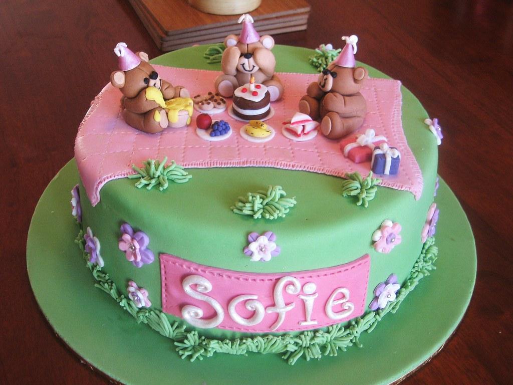 British Birthday Cake