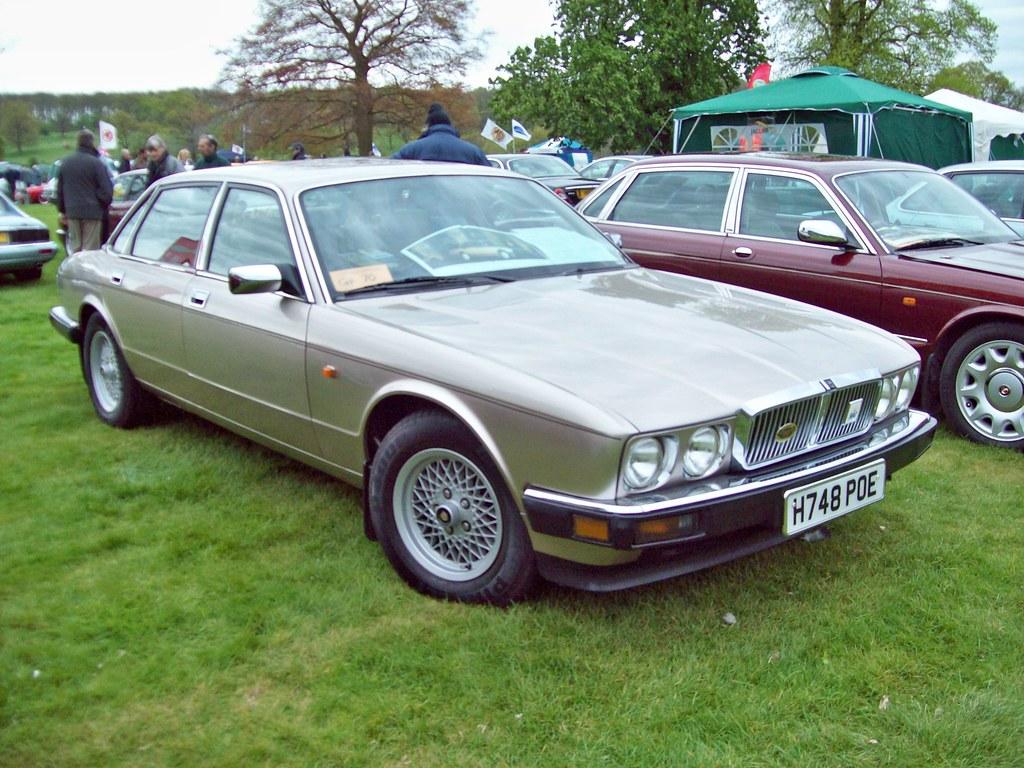 85 Jaguar (XJ 40) XJ6 4.0lt Auto (1991) | Jaguar XJ6 (XJ40 ...