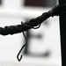 Dangling rope