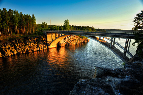 Bridge Near Lappeenranta (HDR) | by goingslowly