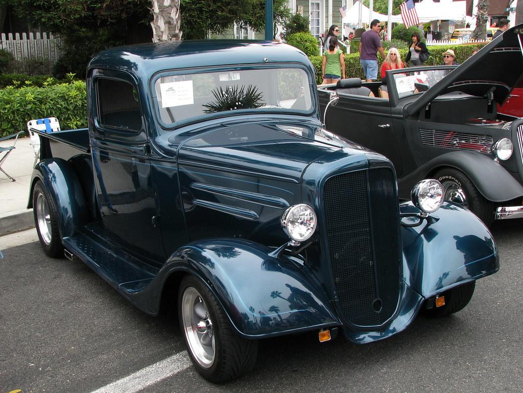 1936 Chevrolet Pickup Truck This Great Vintage Ride Tu