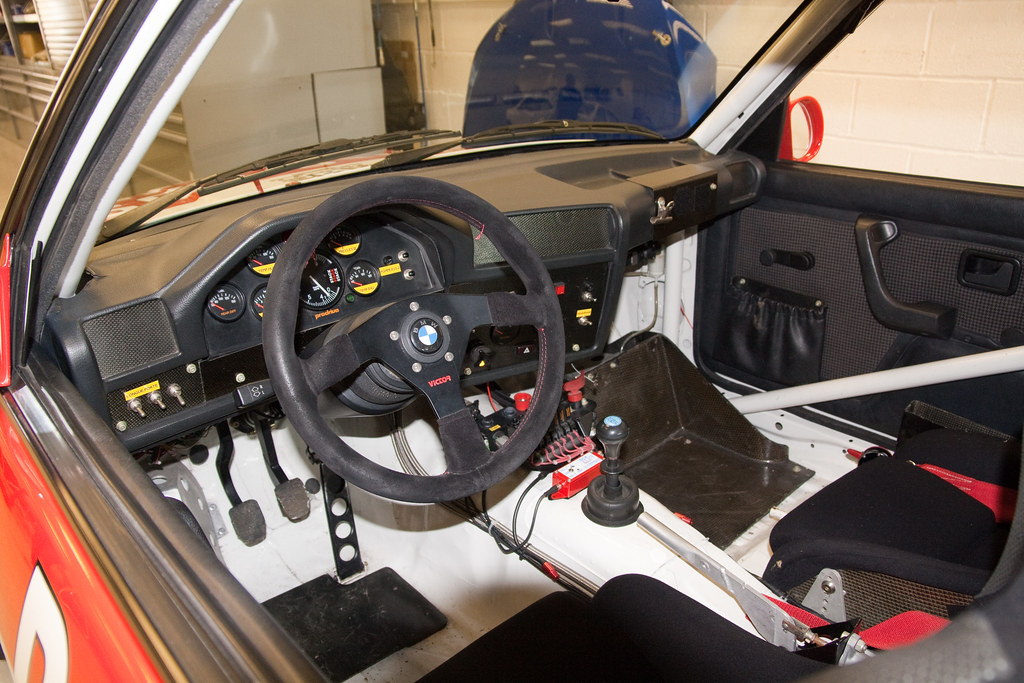 bmw m3 prodrive rally car interior mattbeee flickr. Black Bedroom Furniture Sets. Home Design Ideas