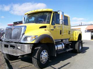 International 7400 4x4 Used Pickup Trucks | 2006 Year ...