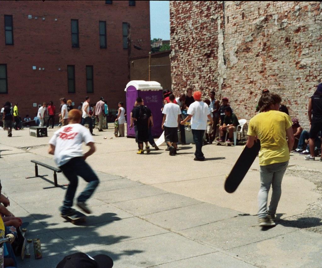 Skate Day in DC