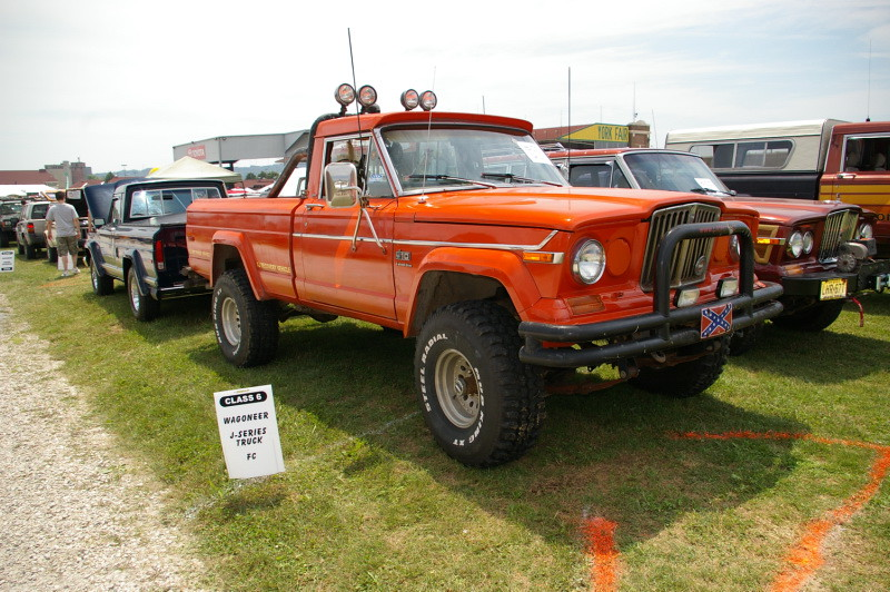Jeep Truck >> Jeep J-10 Pickup Truck With Gladiator Front End | York Jeep … | geepstir | Flickr