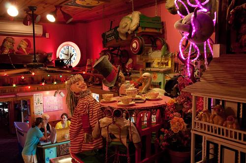 The Bubble Room Captiva Island Florida This