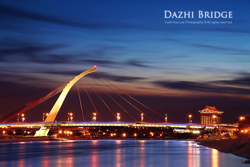 Dazhi Bridge * Meiti Riverside Park │ July 22, 2010 | by *Yueh-Hua 2018