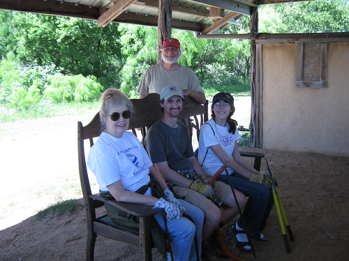 April Earth Day- Work Day | by Heart of Texas Peace Corps | www.hotpca.org