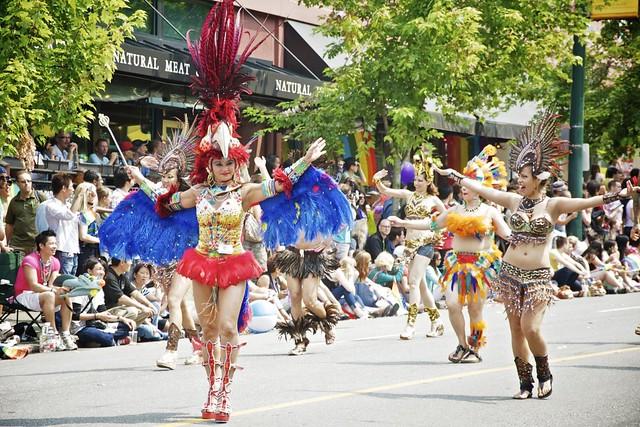 Vancouver Pride Parade 2010