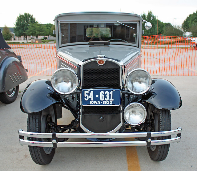 1930 american austin 3 window business coupe 1 of 4 for 1930 pontiac 3 window coupe