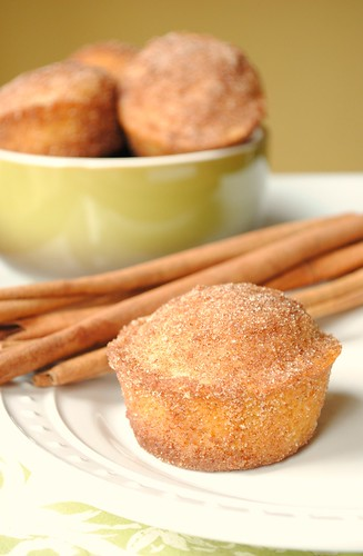 Doughnut Muffins | by How To: Simplify
