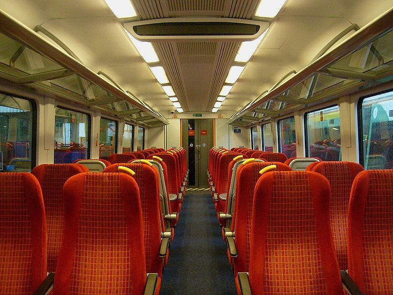 british charter train interior of a standard 2nd class flickr. Black Bedroom Furniture Sets. Home Design Ideas