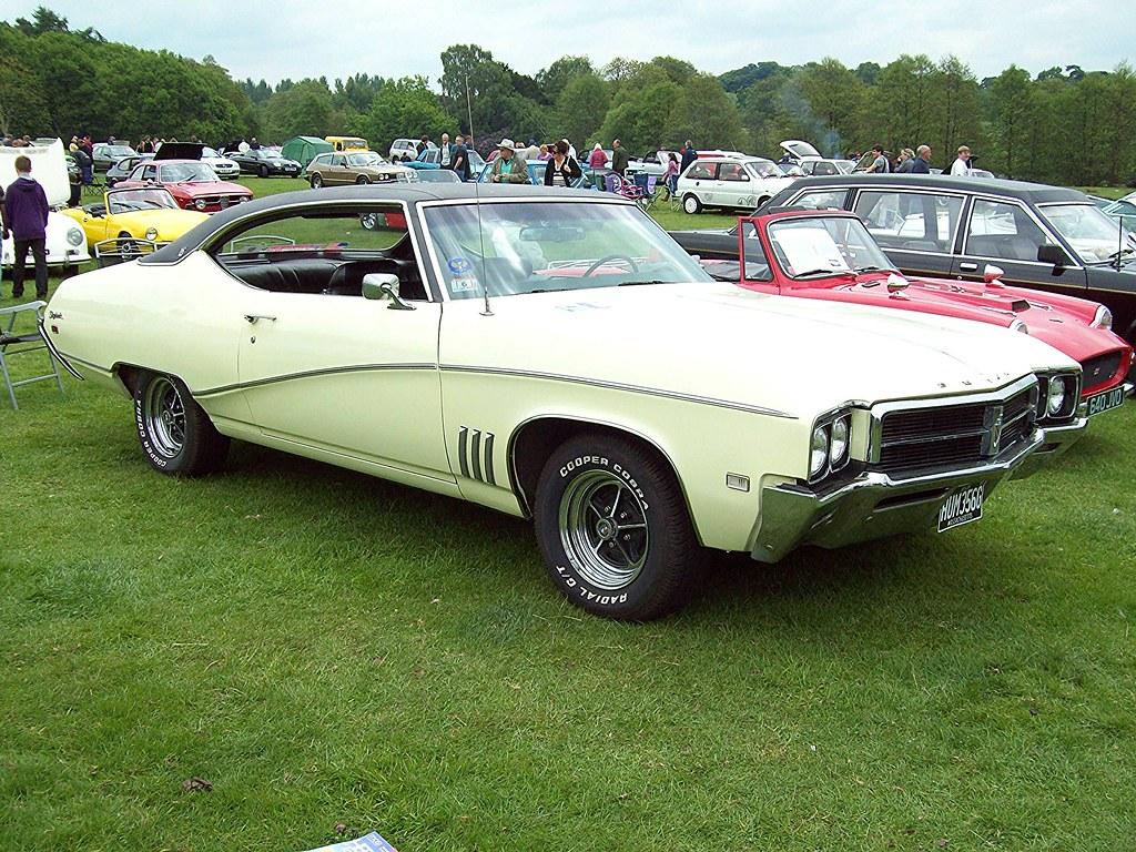 22 Buick Skylark 1969 Buick Skylark Custom Coupe 1969