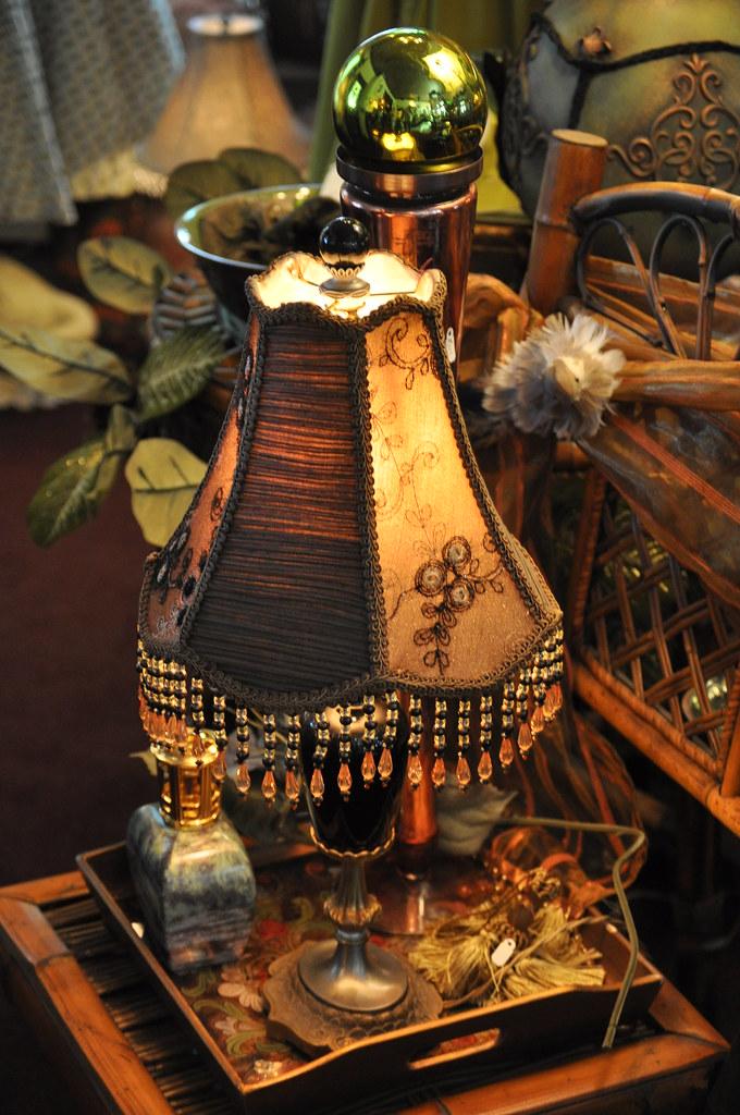Shady lady lamp shade by debbie lewis jakeputnam flickr shady lady lamp shade by debbie lewis by jakeputnam aloadofball Choice Image