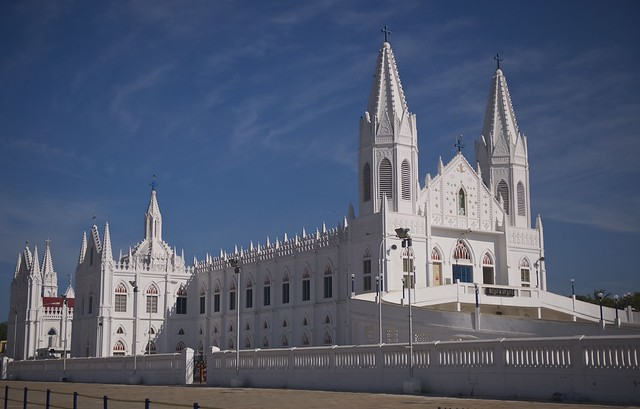 Vailankanni India  city pictures gallery : Vailankanni Church India | Flickr Photo Sharing!