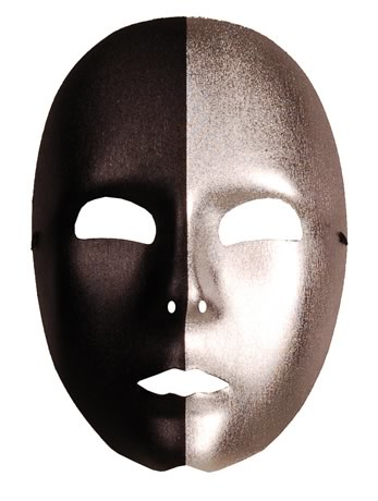 hiding in the mask ellen bauer essay