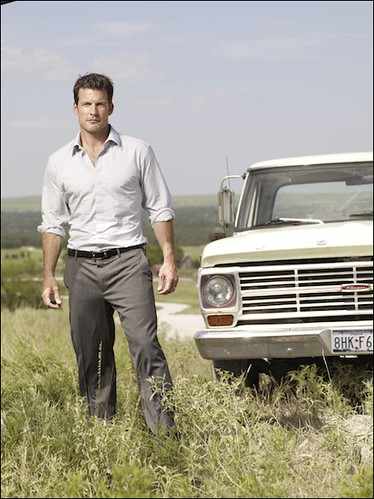 "Mark Deklin in ""Lone Star"" 