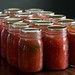 Home canned crushed tomatoes