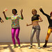 Lockwood in PlayStation Home: Ice Creams, Shimmery Jeans