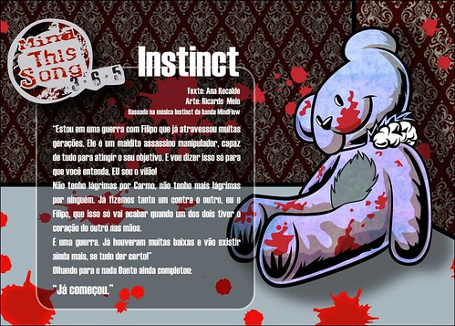 Mind this Song Project - Instinct | by ricardo melo 84