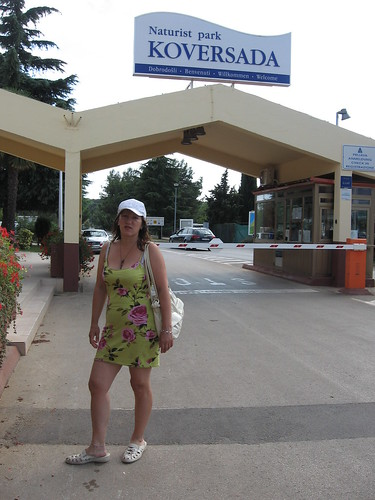 koversada naturist park koversada vrsar istria croatia