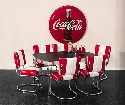 ... Fifties Diner Furniture Urbindesign | By Urbindesign