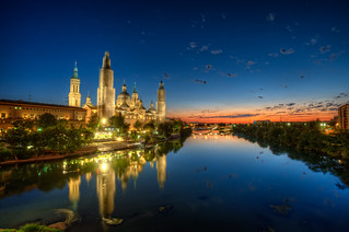 Basilica-Cathedral of Our Lady of the Pillar – Catedral-Basílica de Nuestra Señora del Pilar, Zaragoza (Spain), HDR | by marcp_dmoz