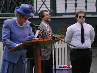 Welcoming speech by the Queen | by Baccalieu