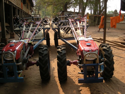 Tractors for Forest Patrolling | by InterfaithPowerandLight