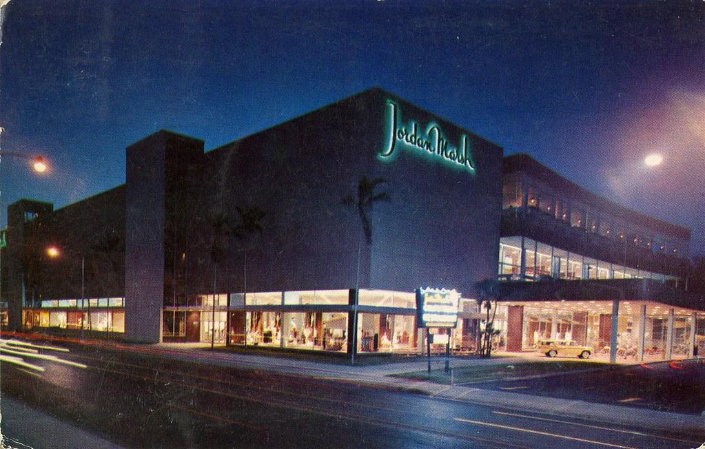 Jordan Marsh Department Store Miami FL