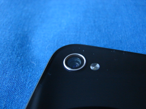 5MP Camera w/ LED Flash | by yum9me